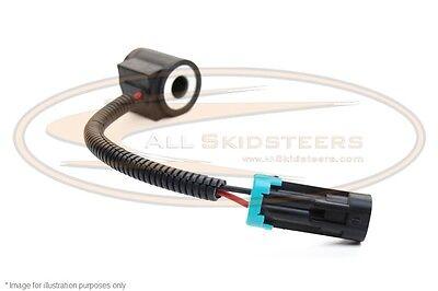 Solenoid Valve Coil 6671025 6309311 For Bobcat Skid Steer Loader 12v Valve Body