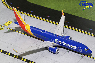 Gemini Jets Southwest Airlines Boeing 737 Max 8 1 200 Model G2swa689 Pre Order
