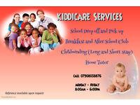 Blossom Kiddicare Services