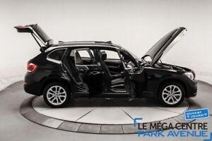 2015 BMW X1 xDrive28i AWD, CUIR, TOIT, BLUETOOTH, RADAR RECUL