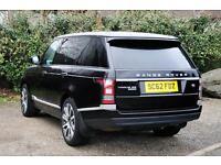Land Rover Range Rover SDV8 VOGUE SE (black) 2013-01-28