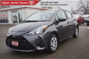 2018 Toyota Yaris LE HEATED SEATS, BACK UP CAMERA, SAFETY SEN...