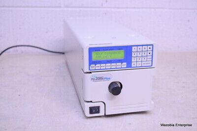 Jasco Pu-2086i Plus Intelligent Hplc Inert Pump