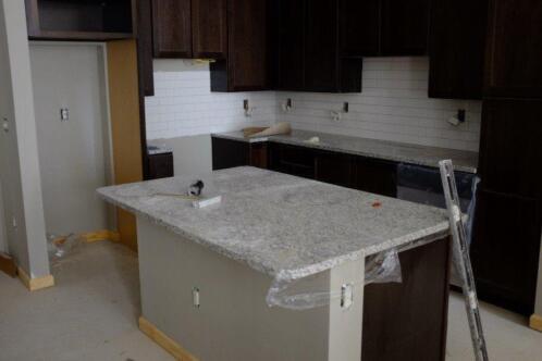 ≥ aanrechtblad keukenblad graniet composiet ikea keukenblad