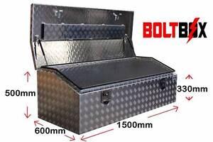 Tool Box Aluminium 1500mm Long x 600mm Deep x 500mm High 2.5mm Banyo Brisbane North East Preview