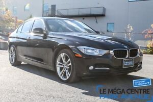 2014 BMW 3 Series 320i xDrive SPORT LINE, CUIR ROUGE, TOIT, BTH