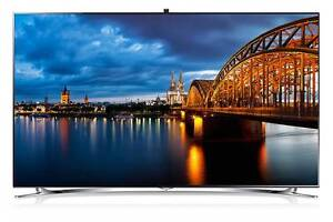"""Samsung Series 8 75"""" HD 3D LED TV Keilor Downs Brimbank Area Preview"""