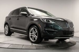 2015 Lincoln MKC SELECT AWD, CUIR, TOIT, NAV