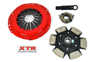 XTR STAGE 3 CLUTCH KIT TOYOTA COROLLA ALL TRAC 4AFE MR 2 SUPERCHARGED 4AGZE 16L