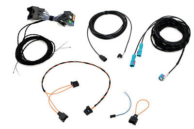 Original Kufatec Wiring Retrofitting RMC > Navigation plus for Audi A6 A7 4G C7