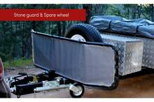PMX Trailer Buckland Off Road. Easy set tent package Wangara Wanneroo Area Preview