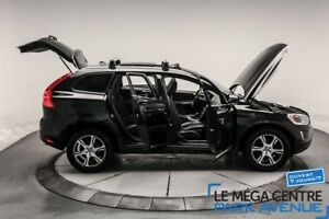2014 Volvo XC60 T6, AWD, CUIR, TOIT PANO, BANCS CHAUFFANTS