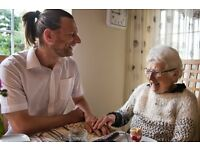 Social Care Worker - Partime weekends