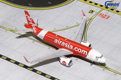 Air Asia Airbus A320neo 9M Aga Gemini Jets Gjaxm1616 Scale 1 400
