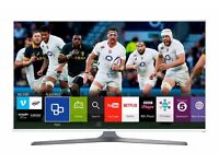 Samsung UE40J5510 40 Inch Smart WiFi Built In Full HD 1080p LED TV Freeview HD WHITE