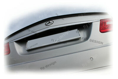 Mercedes E W212 Sport Paket Heckspoilerlippe LACKIERT Spoiler neu becquet levre
