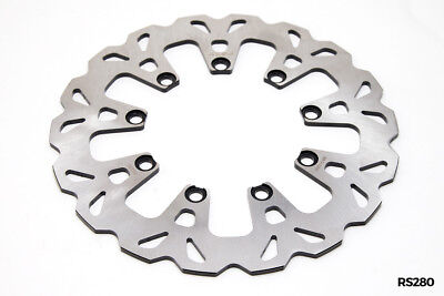 KLR 650 08 up  Brake Rotor Disc Front Stainless  Highest Quality Alba Racing 280