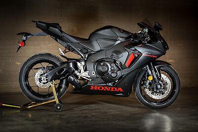 Honda Cbr Exhausts (M4 Exhaust Honda CBR1000RR 2017 2018 2019 GP slip on system with BLACK)