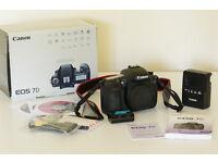 Canon EOS 7D Mark 1 DSLR Digital Camera Body