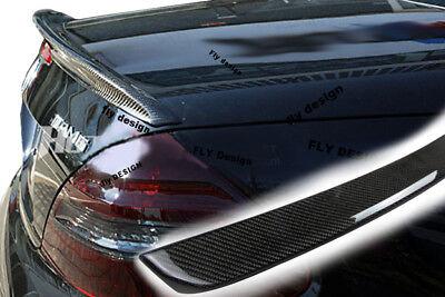 Mercedes SL Cabrio R 230 KARBON look  anpressdruck flaps hekkspoiler fahrdynamik