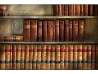 Experienced Law Tutor with LLB, BPTC, LLM