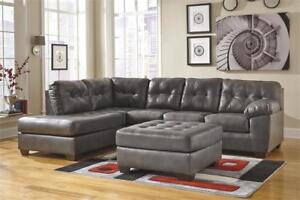 SECTIONAL SOFA FROM ASHLEY FURNITURE...$1299 ONLY
