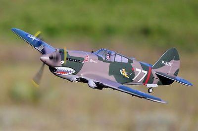 FMS 980MM P-40B Flying Tiger High Speed PNP Version - Free Shipping !