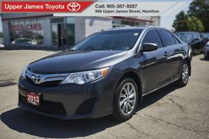 2013 Toyota Camry LE LE UPGRADE PACKAGE