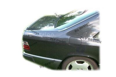 Mercedes S Klasse Abrisskante 1991- 1998 W140 Heckspoilerlippe Spoiler Hecklippe
