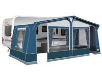 Dorema Daytona large Caravan Awning 2015 model. Size 15 (1000-1025)