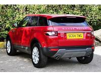 Land Rover Range Rover Evoque SD4 PURE TECH (red) 2014-12-19