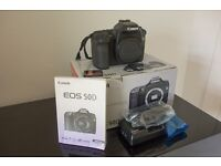 CANON 50D DSLR - 15MP (Body only)