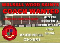 Football Coaches WANTED