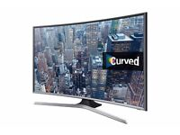 "Samsung 32"" Curved Smart TV 1080p"