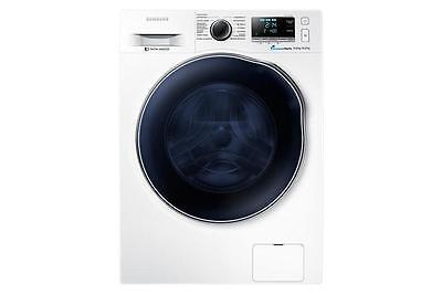 Samsung WD90J6400AW/EG 9 kg EEK: A Waschtrockner, 1400 U/min, Aqua Stop