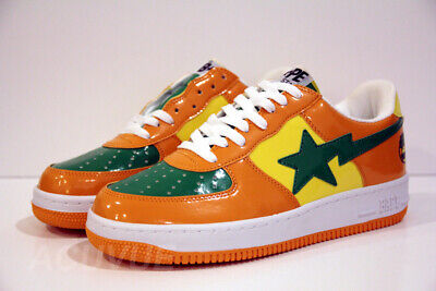 DS NEW Rare 2008 A Bathing Ape BAPE STA Footsoldier 03601 US 10 AF1 Vintage Nigo