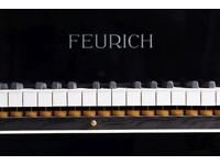 FEURICH 162 BLACK BABY GRAND PIANO – DYNAMIC
