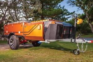 Albany SE Off Road Hard Floor Camper Trailer. PMX Campers Wangara Wanneroo Area Preview