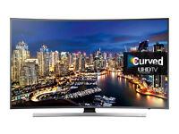 Samsung 55 inch 4K Curved TV