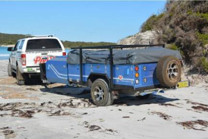 New series Camper Trailer. Portland LX by PMX Camper Trailers Wangara Wanneroo Area Preview