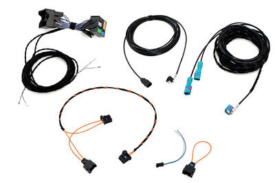 For Audi A6 A7 4G C7 Original Kufatec Cable Loom Retrofitting RMC > GPS Plus