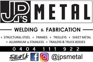 JP's Metal - WELDING & FABRICATION Castle Hill The Hills District Preview