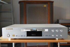 MARANTZ DV-8400 DVD PLAYER - DVI VIDEO OUT SILVER ALUMINIUM METAL - ULTRA RARE