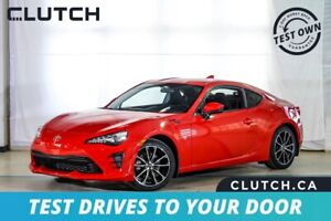 2017 Toyota 86 Base $91 Weekly OAC