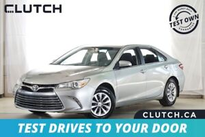 2015 Toyota Camry LE Finance for $62 Weekly OAC