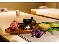 Linda Thai & Hot oil massage