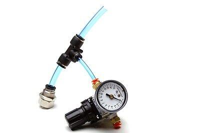 Powder Coating Paint Air Pressure Regulator For Fluidizing Hopper Spectracoat