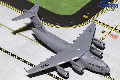 Gemini Jets 1:400 US Air Force C-17 Globemaster III Charlotte GMUSA085 IN STOCK ()