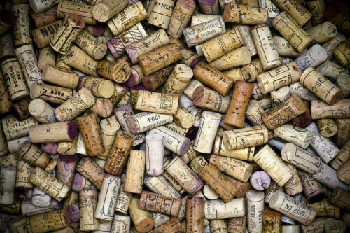 5,000 Wine Corks, bulk Winery Used Wine Cork, **FREE GLOBAL SHIPPING**