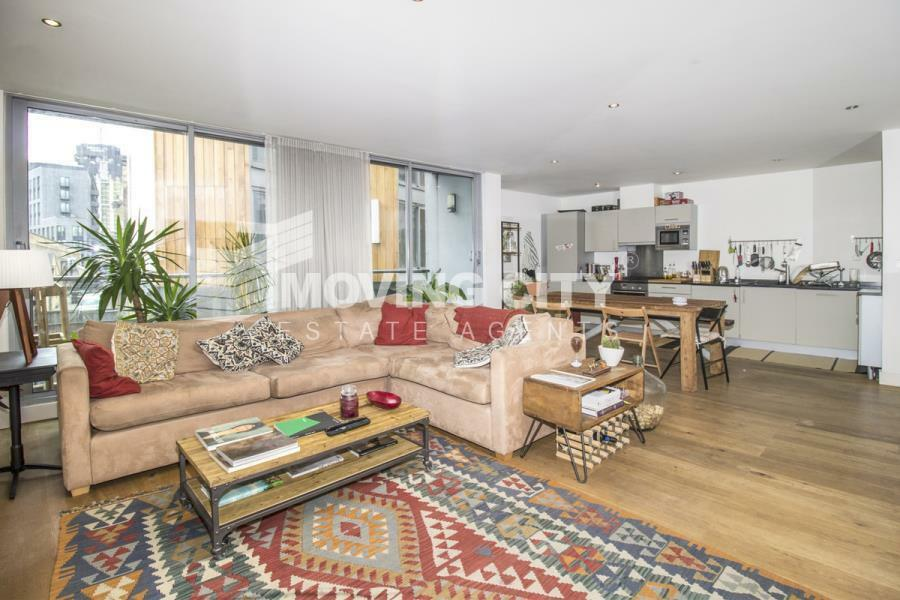 2 bedroom flat in The Foundry, Shoreditch, EC2A